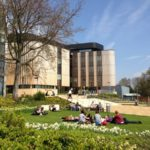 university of southampton building