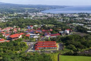 UH Hilo Aerial photo 2014 - Andrew Hara
