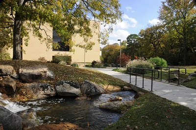Stream on University of Texas at Tyler