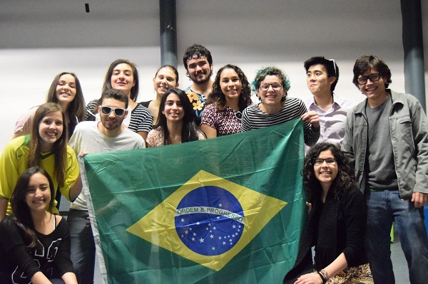 maynooth brazilian students