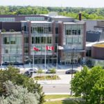 centennial college main building