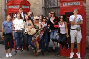 English Courses in the UK