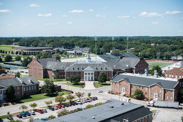 tennessee tech campus
