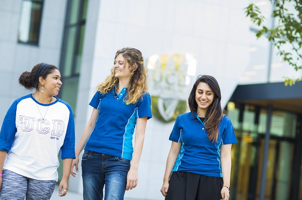 Students at University College Dublin