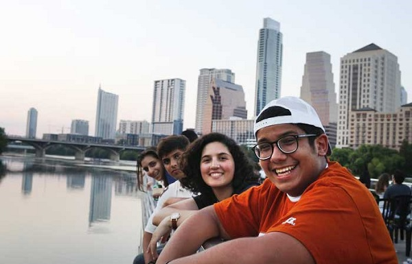 University of Texas at Austin ESL students